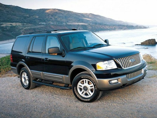 04 ford expedition oil capacity