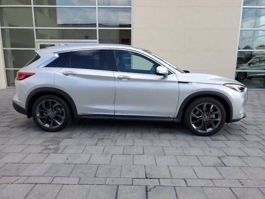 Infiniti Of Sanford >> 2019 Infiniti Qx50 Essential