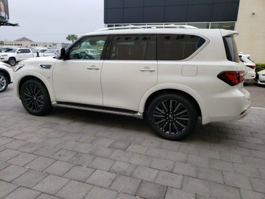 Infiniti Of Sanford >> 2019 Infiniti Qx80 Limited